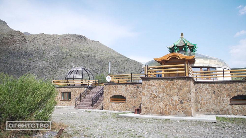 Парк «Убсунурская котловина»